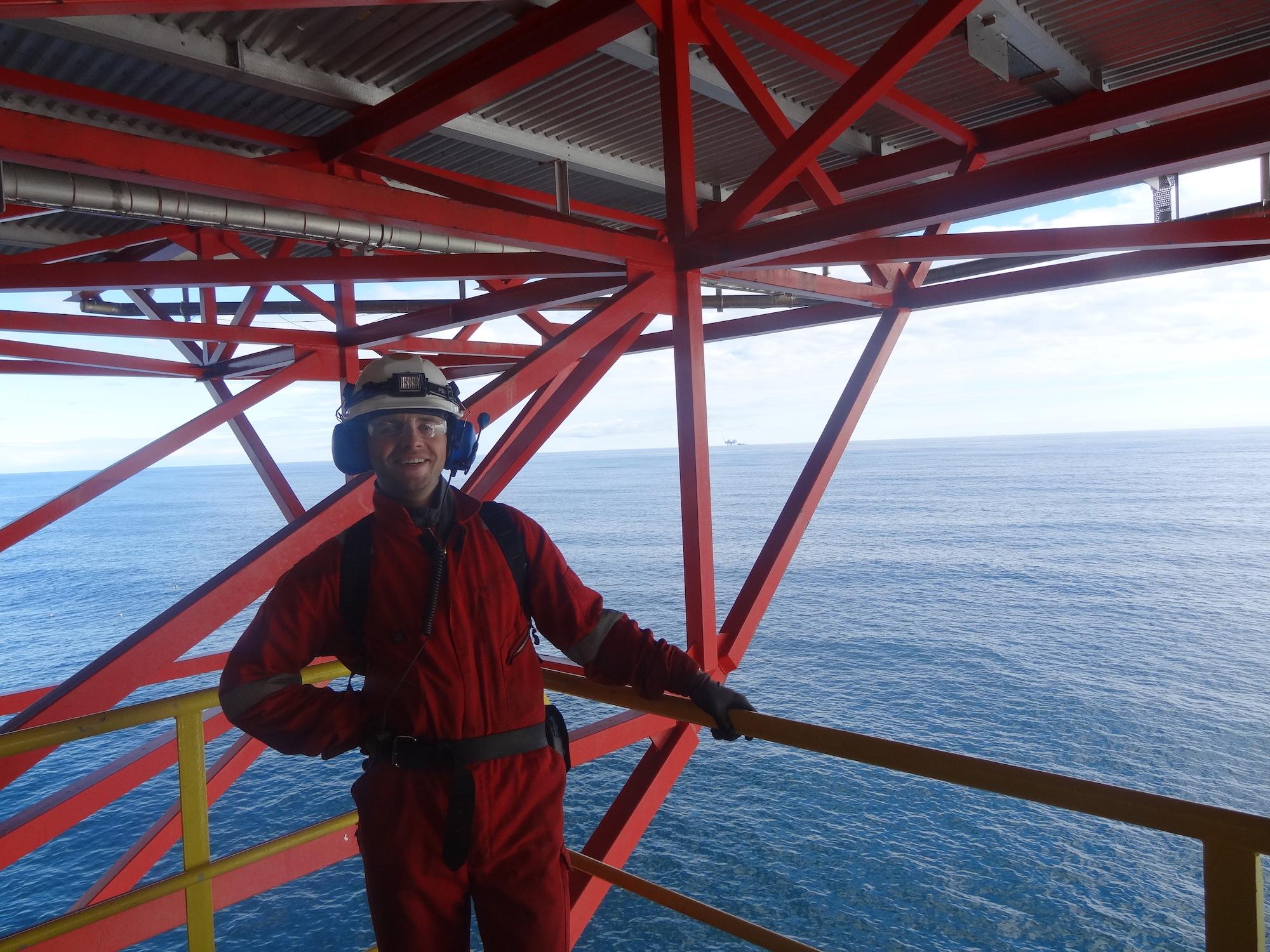 4Subsea engineer offshore