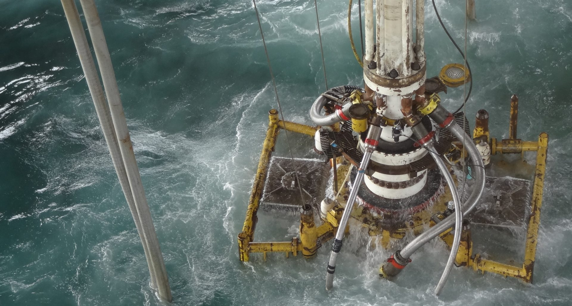 4Subsea integrity monitoring
