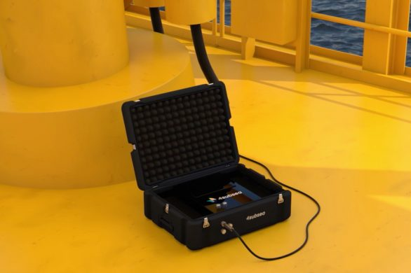4Subsea Portable Annulus Tester illustration