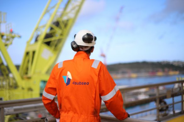 4Subsea operational experience