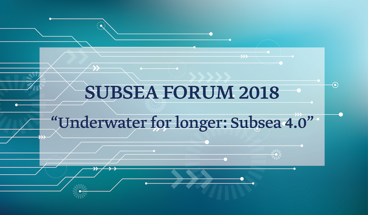Subsea Forum 2018 - 4Subsea