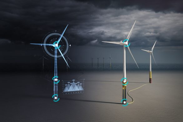 4Susbea digital twin offshore wind - all rights reserved
