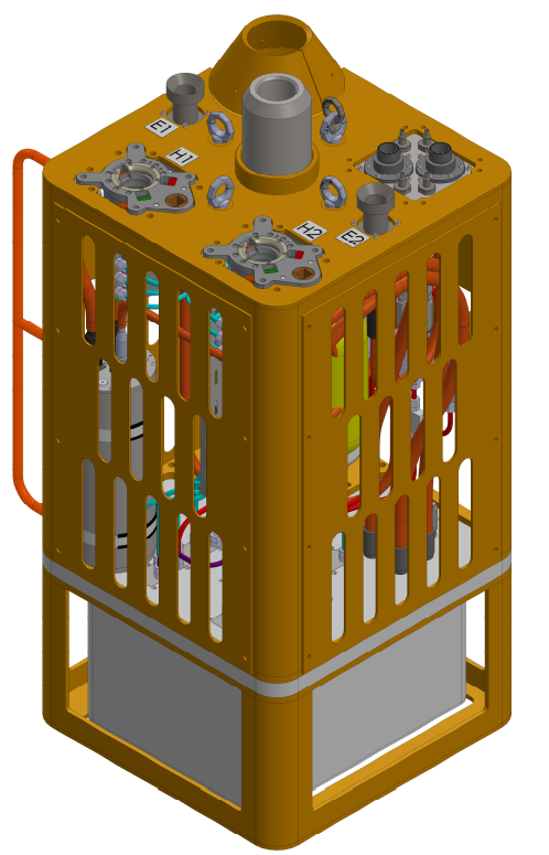 EDHM subsea control system 4Subsea all rights reserved