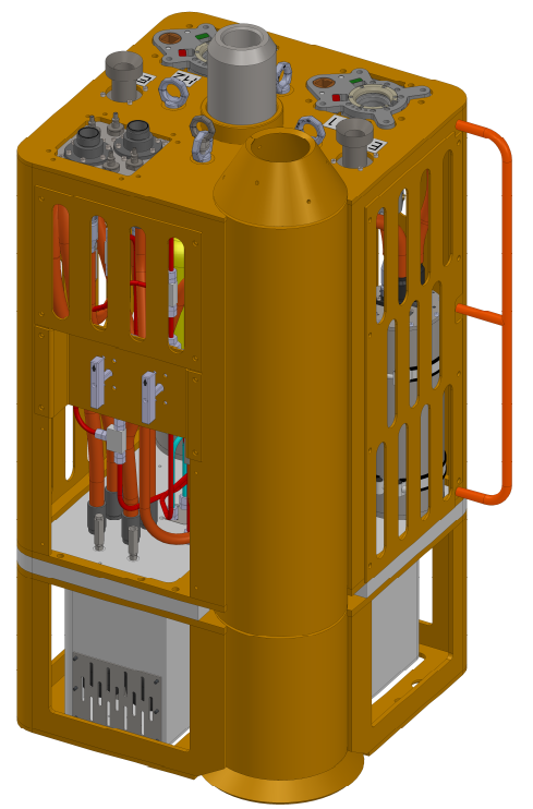 EDHM subsea control system 4Subsea 2 all rights reserved