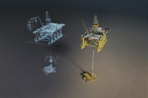 4Subsea_DigitalTwin_Platform copyright 2019