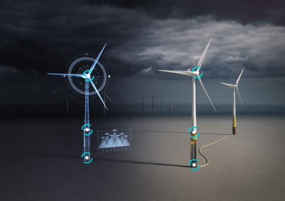 4Subsea Digital Twin Wind