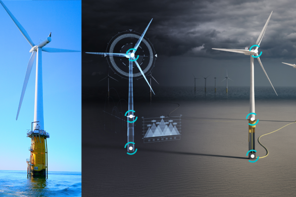 Zefyros digital twin offshore wind 4Subsea
