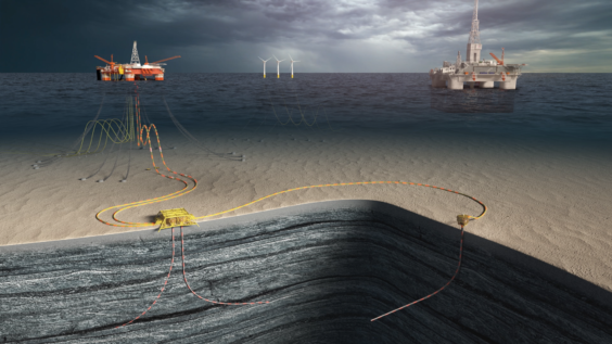 4Subsea field overview