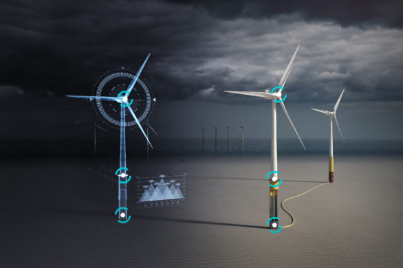 Digital Twin Offshore Wind